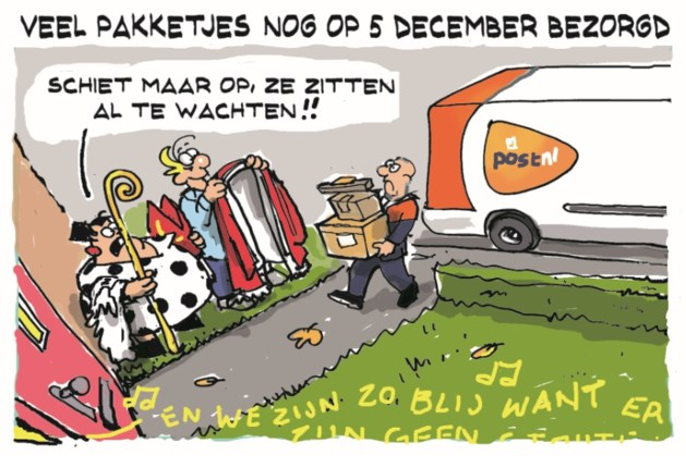 Toos en Henk - 5 december 2019