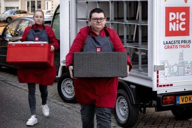 Boodschappendienst Picnic is vanuit Heerlen begonnen met thuisbezorgen in Parkstad
