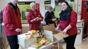 PvdA Echt-Susteren in actie voor Voedselbank Midden-Limburg