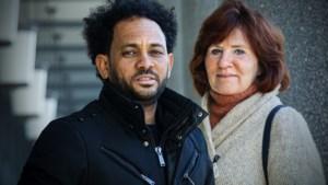 Gerda Crouset uit Vijlen schrijft boek over Gebres vlucht uit Eritrea die eindigde in Maastricht