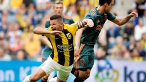Bryan Linssen heeft bij Vitesse een paar rare dagen achter de rug na vertrek coach