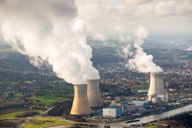 Kernreactor Tihange na storing stilgevallen