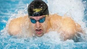 Joeri Verlinden mist finaleplek op 100 meter vlinderslag