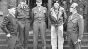 Topontmoeting van geallieerden wordt weer levend bij 'onbekend' oorlogsmonument in Maastricht