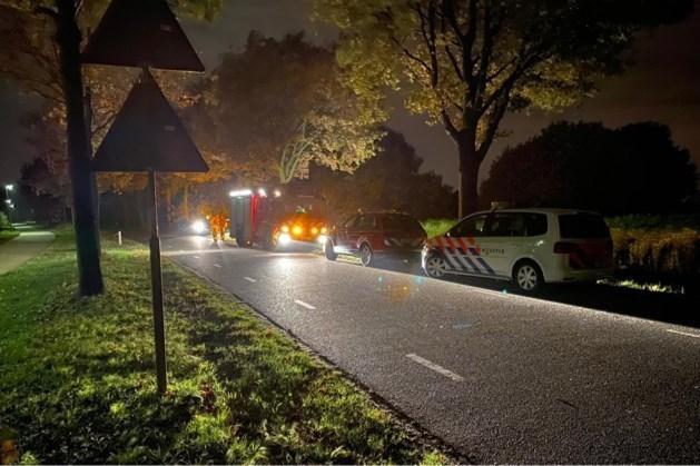 Dode man in vijver Echt: politie zoekt inzittenden zwarte pick-uptruck