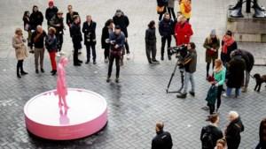 Standbeeld Aidsfonds al na vier dagen vernield: 'Het is meer dan verdrietig'