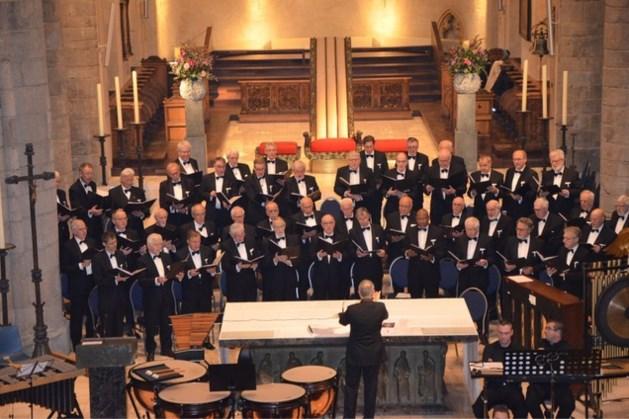 Kerstconcert Koninklijk Roermonds Mannenkoor in de Munsterkerk