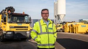 Interim-directeur Ferno Schneiders weet nu hoe de wereld achter de afvalverwerking eruitziet