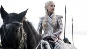 Drakenkoningin Emilia Clarke: 'Ik vond die rol in <I>Last Christmas </I>een hemels genoegen'