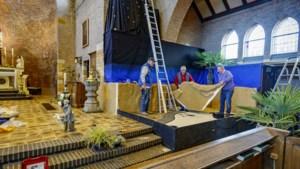 Kerst tot in de biechtstoelen van de Beeselse kerk
