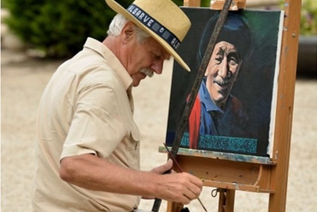 'Kunst in vrijheid' thema jubileumexpositie Artimosa