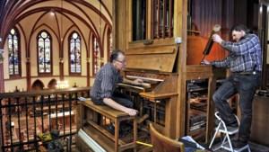 Praten en nadenken in kapel Panningen over het klimaat
