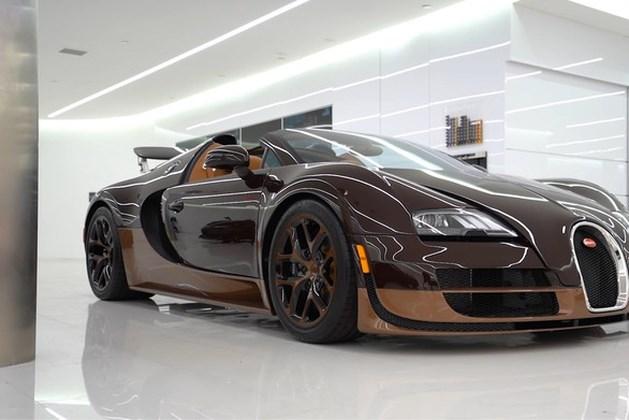 Dit kost het onderhoud van een Bugatti Veyron: alleen olie verversen al 23.000 euro