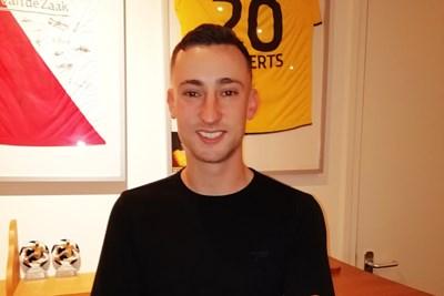 Robin Horbach FC Gulpen: 'De trainer houdt ons scherp en we trainen fel'