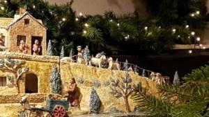 Tiendschuur toont keramische kerstgroep Jac Bongaerts