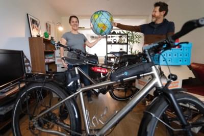 Zeven jaar op de fiets rond de wereld
