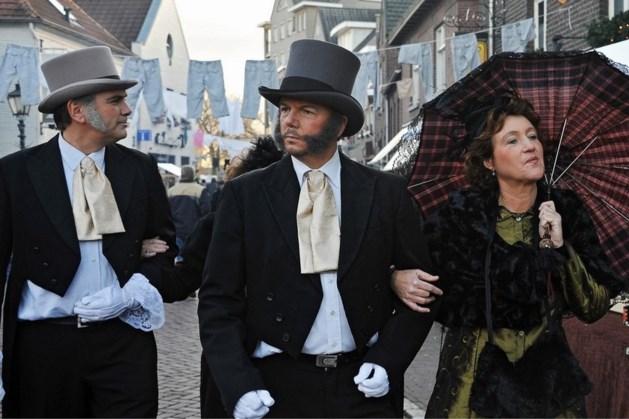 Scrooge Festival hult Arcen twee dagen in Dickenssfeer