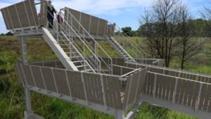 Eerste bijdragen zijn binnen voor nieuwe uitkijktoren in de Peel