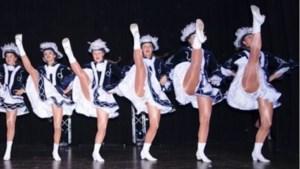 Presentatie nieuwe dansen Oelesgardes in de Haandert