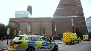 Jongeman die 6-jarige van balkon Londens museum gooide bekent moordpoging