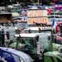 Grote zorgen bij supermarkten over kerstblokkade boeren
