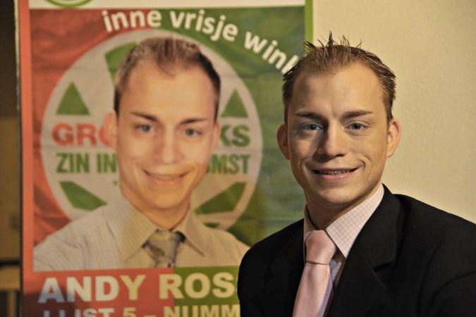 Andy Rossel vertrekt uit Provinciale Staten; vierde opstapper in maand tijd