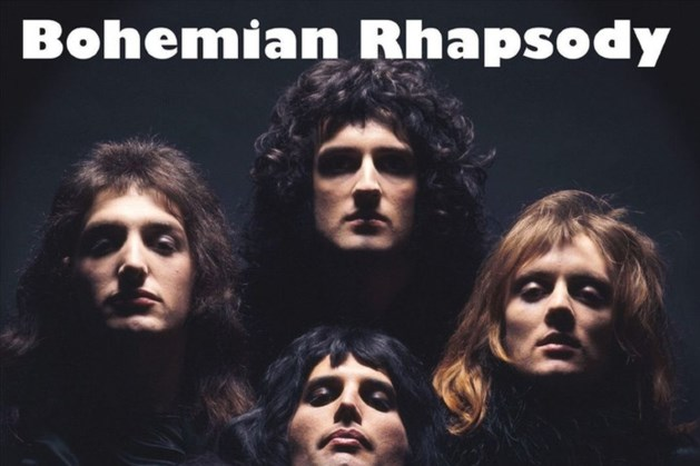 Wordt het weer Bohemian Rhapsody?