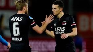 AZ loopt in op Ajax met winst in Zwolle
