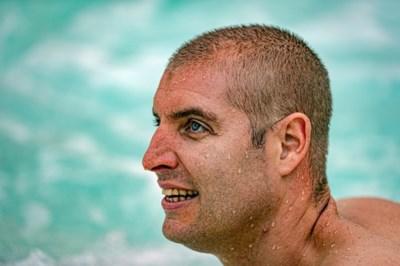 Maarten van der Weijden gaat derde wereldrecordpoging 24 uur zwemmen doen