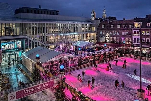 Zestiende keer Venlo on ice in centrum van de stad