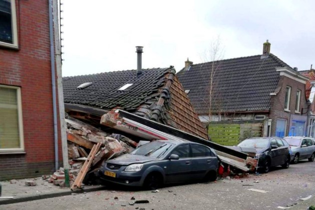Omwonenden ingestort pand Coevorden weer thuis: toestand jongen (5) zorgwekkend