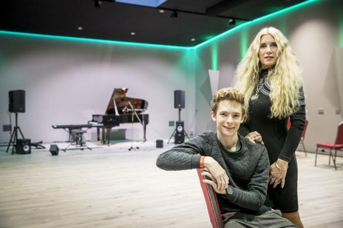 Venrays 'wonderkind' Rangel Silaev (19) heeft eindelijk zijn eigen muziekzaal