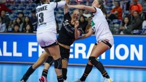 Gevoelig verlies handbalsters tegen Duitsland