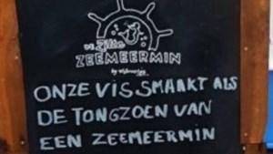 'Tongzoen van een zeemeermin' winnaar slechtste slogan van het jaar