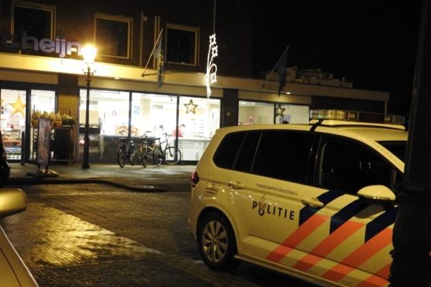 Overvaller in auto gevlucht na gewapende overval op supermarkt in Blerick