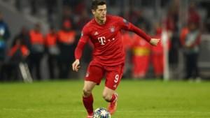 Voor 'doelpuntenjunk' Robert Lewandowski is het nooit genoeg