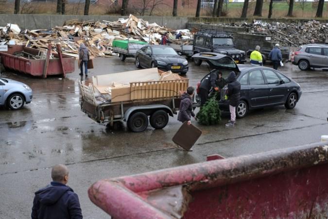 Tonnen extra nodig voor reinigingsdienst Weert