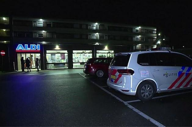 Twee verdachten aangehouden voor overval op supermarkt in Geleen