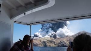 Nederlandse stelletjes ontsnappen aan vulkaanramp: 'Ze hebben echt geluk gehad'