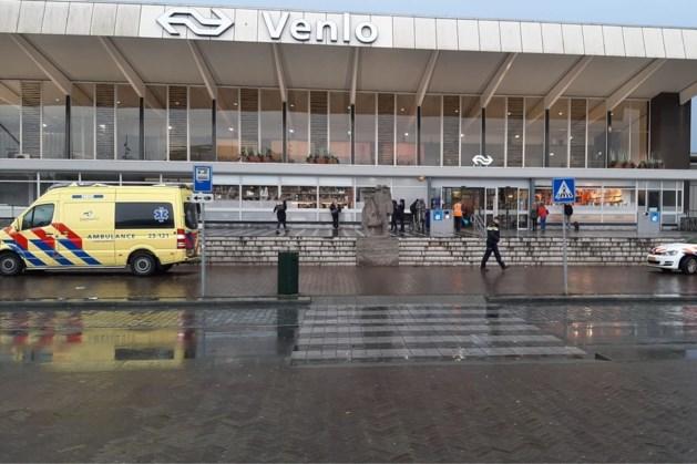 Drie onderkoelde Afrikanen uit trein gehaald op station Venlo