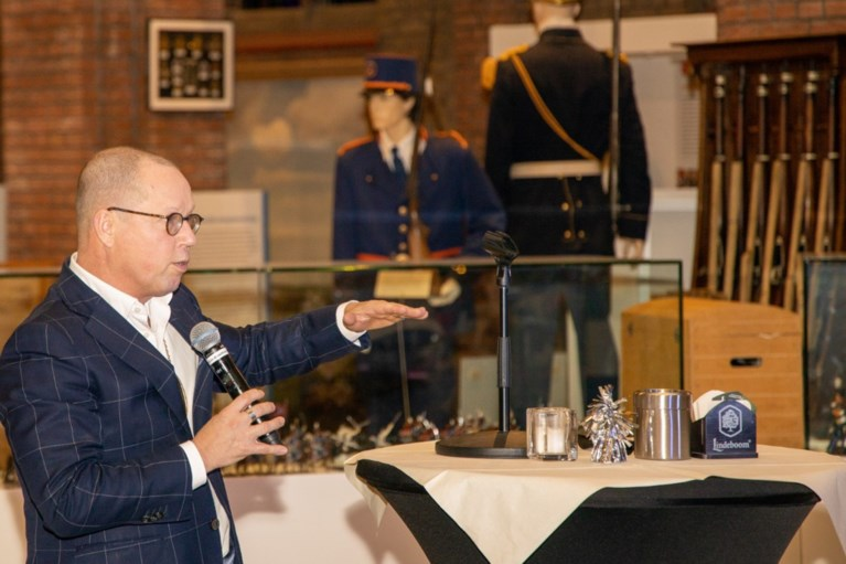Mini-expo OLS-winnaar Meijel in schutterijmuseum Steyl