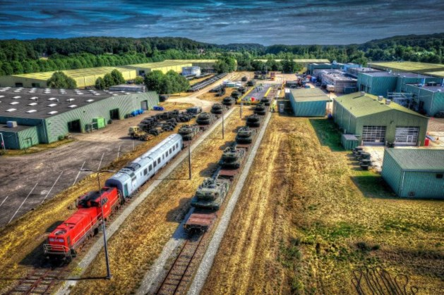 150 tot 220 nieuwe banen bij Amerikaanse wapenopslagplaats Eygelshoven