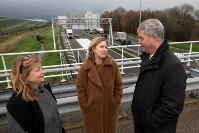 Wegverbreding A2 tussen Echt en Geleen stap dichterbij met ondertekening besluit door minister