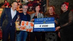 Cheques voor Kinderopvang Parkstad en Canta Young