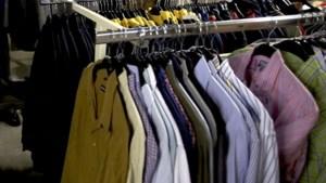 Ondernemers Sittard zamelen kleding in