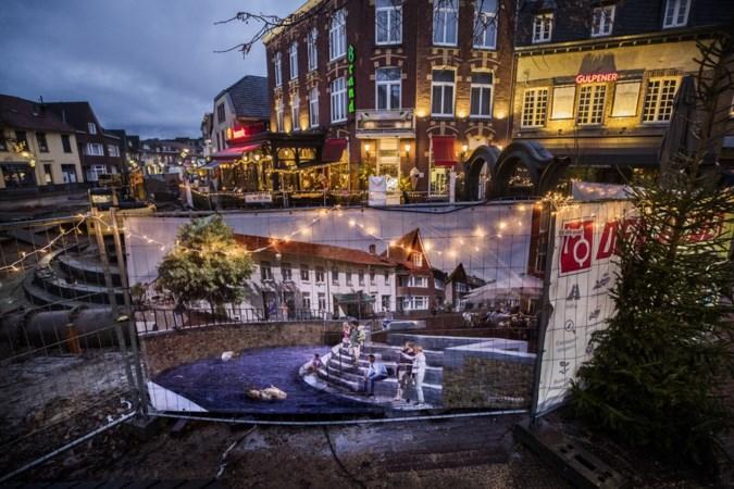 Winkeliers en inwoners slaan handen ineen om Gulpen in kerstsfeer te brengen