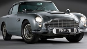 Klassieke Aston Martin DB5 keert terug in nieuw James Bond-avontuur