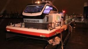 Achttien gewonden bij ongeluk met waterbus Antwerpen