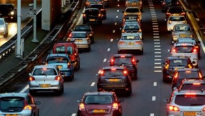 Forse file na ongeluk op A2 opgelost