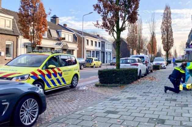 Automobilist laat gewonde voetganger achter na ongeluk